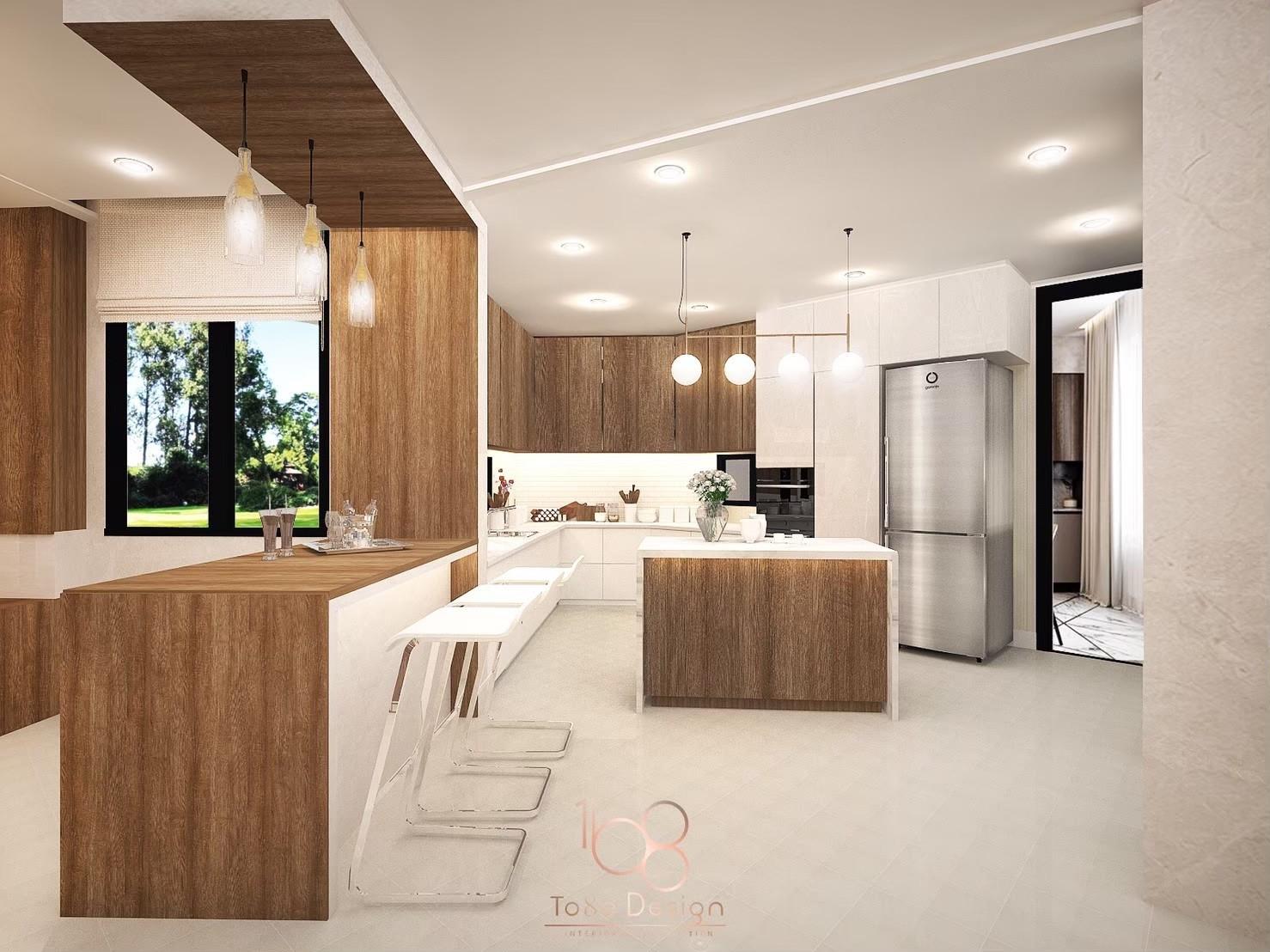 บริการ-รับออกแบบตกแต่งภายใน-ห้องครัว