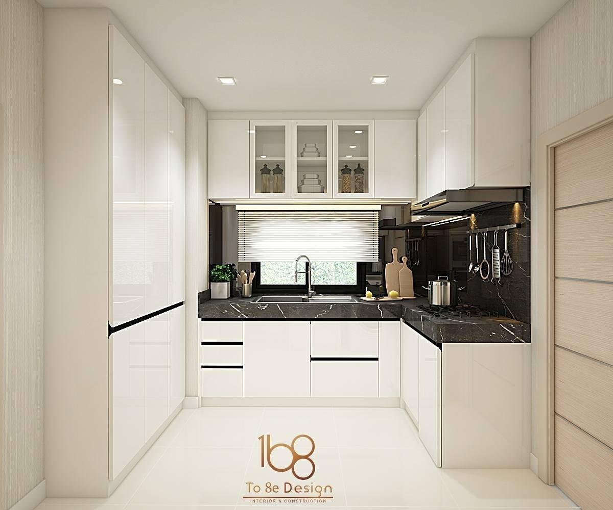 ห้องครัว-ออกแบบตกแต่งภายใน