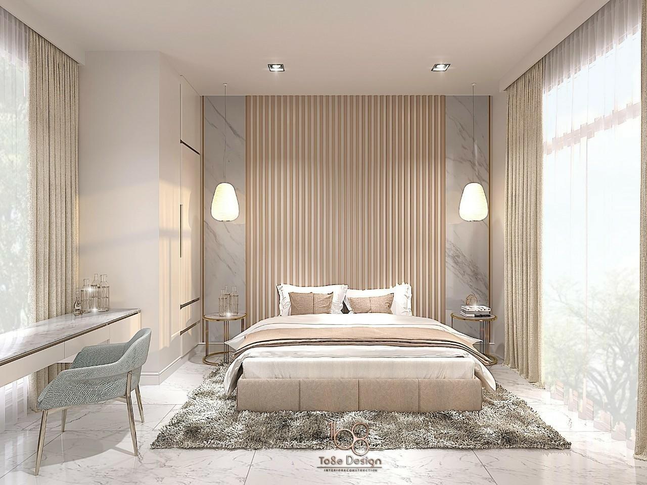 รับออกแบบตกแต่งภายใน-ห้องนอน