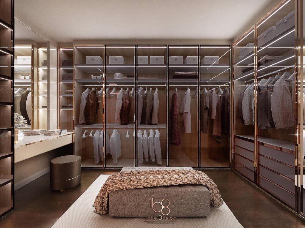walk-in-closet-ดู้เก็บเสื้อผ้า