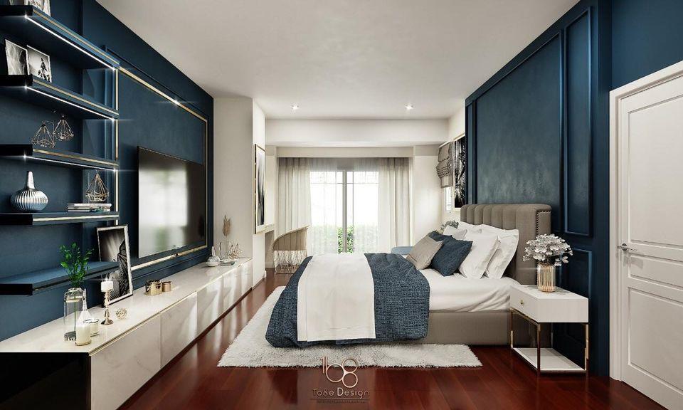 แต่ง-ห้อง-นอน-สีน้ำเงิน